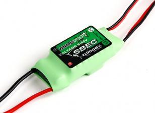 Saída Turnigy Multistar gêmeo 5/10 Amp (6-50V) SBEC para Lipoly