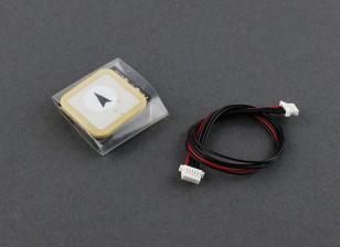 Micro HKPilot GPS e bússola u-blox NEO-6 e HMC5883