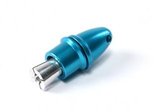 Hélice Adapter (Collet Type) 3,17 milímetros azul