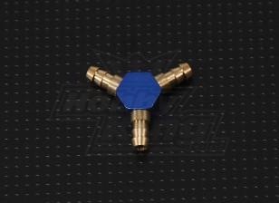 Combustível Cano Y-Jioners D8xd3.5