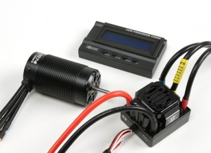 HobbyKing® ™ X-Car Besta Series Motor e 150A ESC Combo 1/8 Scale