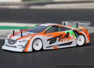 BSR BT-4 1/10 4WD Touring Car (Un-montado Kit)
