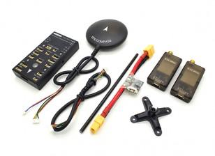 HKPilot32 Veículo Autônomo 32Bit Set controle com telemetria e GPS (915MHz)