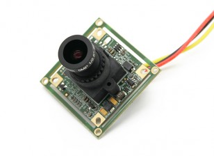 1 / 2,5 polegadas Sony CCD Video Camera 700 linhas F2.0 5MP IR (PAL)