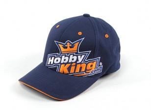 HobbyKing (grande logotipo) Flexfit Cap XS-S