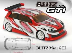 BLITZ Mini GTI Shell Corporal (225 milímetros) (0,8 milímetros)