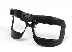 Fatshark Dominator Sistema de Auricular Goggles Faceplate substituição com Built In-Fan