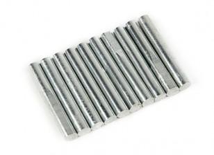 Retrair Pins para Principal engrenagem 5 milímetros (10 peças por saco)