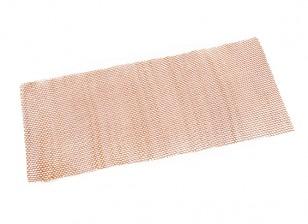 Folha de 1,0 milímetros Aramid Honeycomb Núcleo