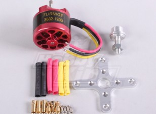 1200KV Turnigy 3632 Brushless