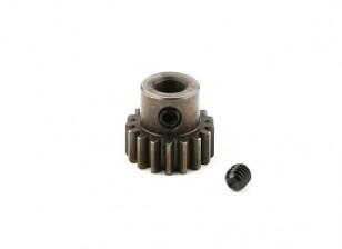 17T / 5 mm 32 Passo pinhão Aço
