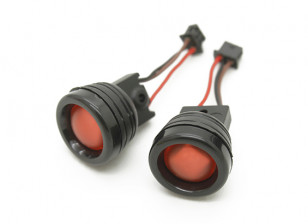 Walkera Runner 250 (R) Corrida Quadrotor - Luz Vermelha