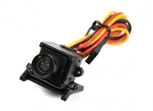 Tarot Mini FPV pequeno Ultra HD Camera 5-12V NTSC padrão para todos os Multi-rotores TL250 e TL280