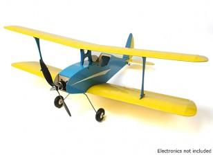 HobbyKing ™ Le Petit biplano de 810 milímetros (Kit)