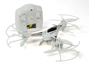 CX-33 Tricopter w / HD Camera, modo de 2.4Ghz 1 / Modo 2 Switchable Tx (RTF)