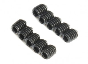 Metal Grub parafuso M4x5-10pcs / set