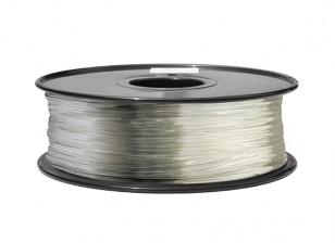 HobbyKing 3D Filament Printer 1,75 milímetros ABS 1KG Spool (Clear)