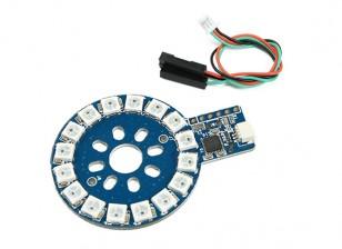 Programável Motor LED Ring para Multi-rotores