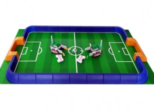Kit Robot Educacional - MRT3 futebol de robôs e Estádio