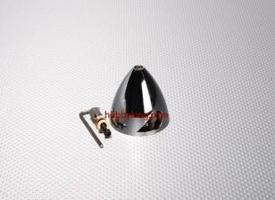 Aluminum 2 57 milímetros de lâmina Prop Spinner diâmetro / 2.25inch