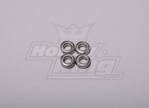 HK-500 Gt Ball Bearing 12 x 6 x 4 milímetros (Alinhar parte # H50065)