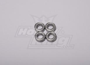 HK-500 Gt Ball Bearing 16 x 8 x 5 mm (Alinhar parte # H50067)