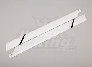 700 milímetros de fibra de vidro Blades principal