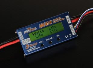 HobbyKing HK-010 Wattímetro & Analyzer Voltage
