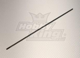 4 milímetros x 300 milímetros Eixo de transmissão flexível (1pc)