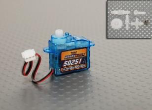 HobbyKing 2,5 g / 0,17 kg / .12sec Micro Servo