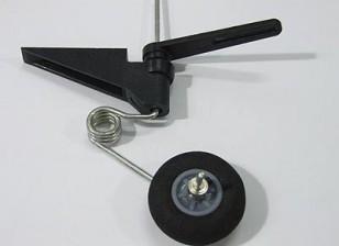 Conjunto da roda de cauda