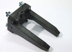 Montagens de motor ajustáveis (Grande: 60-120 Size)