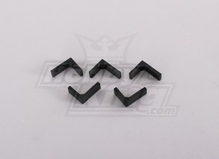 General Purpose L Bracket (5pcs / bag)