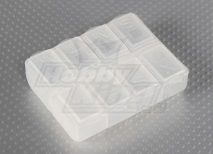 Peças Boxes (PP Transparente) (1pc / saco)