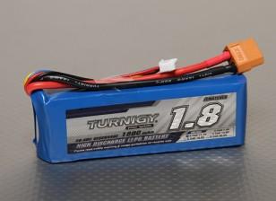 Turnigy 1800mAh 3S 30C Lipo pacote