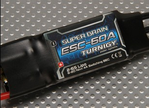 Turnigy Super Cérebro 60A Brushless ESC