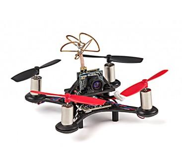 Tiny QX90 90mm Micro FPV Racing Quadcopter FRSKY RX B&F