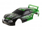 1/28 Mini-Q On Road Car - Replacement PE Racing Car Shell (94mm)