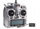 FrSky 2.4GHz ACCST TARANIS X9D PLUS e X8R Combo Sistema Digital Radio Telemetry (Modo 2)