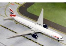 Gemini Jets British Airways Boeing B777-300ER G-STBG 1:200 Diecast Model G2BAW541