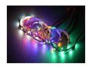 Faixa LED com JST Conector 200 milímetros (amarelo)