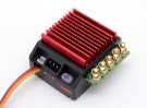 TrackStar GenII 120A 1 / 10th escala Sensored Brushless Car ESC (ROAR / BRCA aprovado)