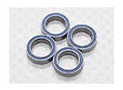 10 * 15 * 4 Ball Bearing - 1/10 Hobbyking Mission-D 4WD GTR drift carro (4pcs)