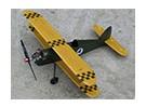 Black Hawk Modelos Night Hawk Linha de Controle Bi-plane Balsa 508 milímetros (Kit)