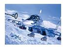 Kit Italeri 1/72 Escala Sukhoi SU-34 Plastic Modelo