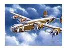 Italeri escala 1/72 Kit B-24D Libertador Plastic Modelo