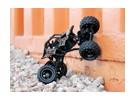 Basher Rocksta 1/24 4WS Mini rastreador de Rock (Kit)