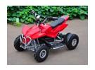 Elétrica Moto (Plug UA) vermelho / preto