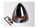 Alumínio Prop Spinner 70 milímetros / 2.75inch diâmetro