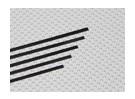 Carbono 0.5x3x750mm Strip (5pcs / set)
